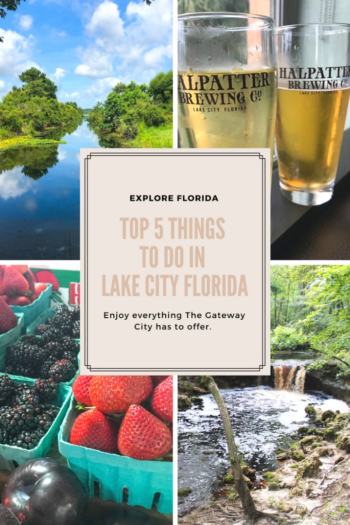 Top 5 Things to do in Lake City, Florida
