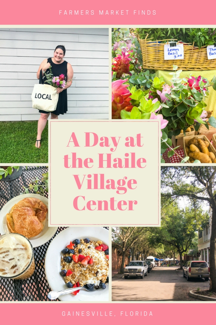 A Perfect Day at the Haile Village Center