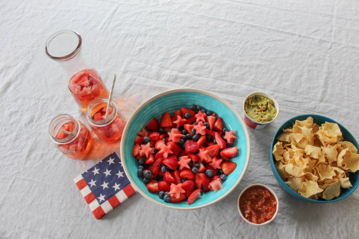 Easy and Healthy 4th of July Recipes