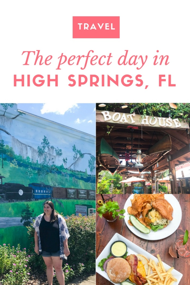 Exploring High Springs, Florida