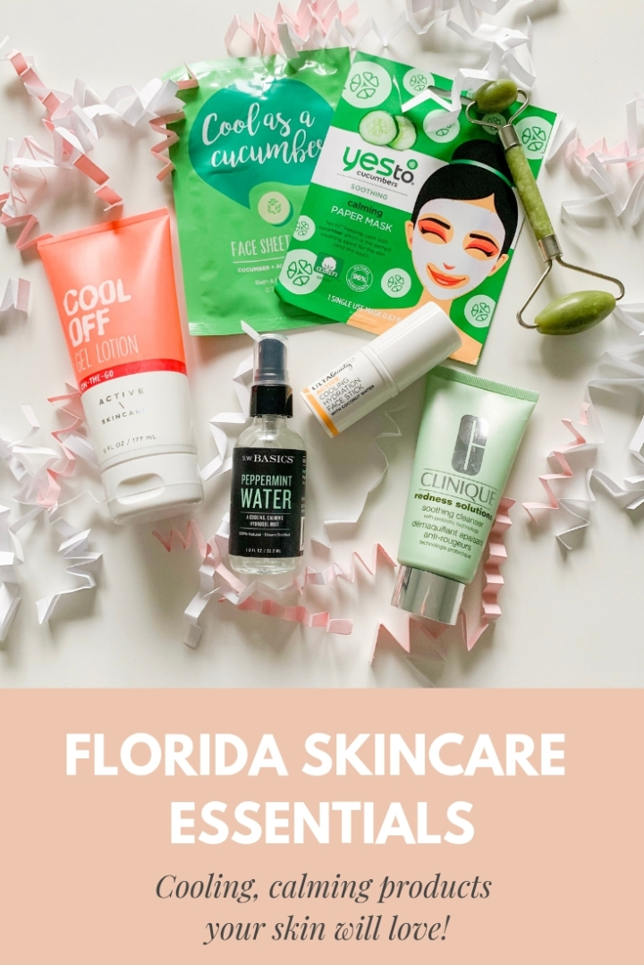 Florida Skincare Essentials