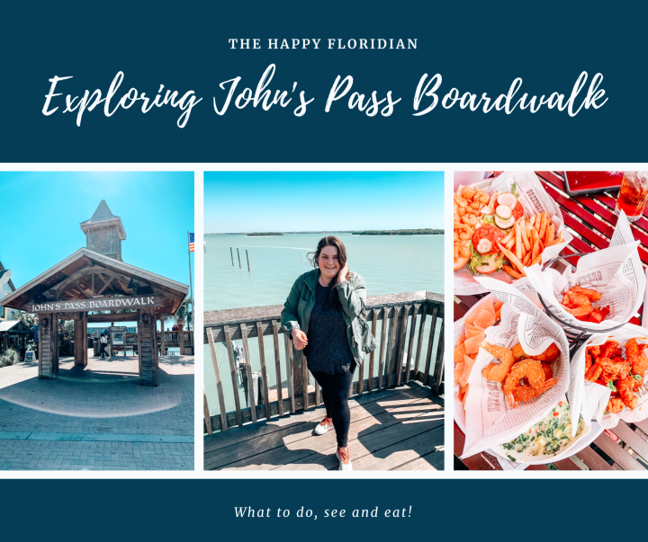 Exploring John's Pass Village &Boardwalk