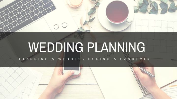 Wedding Planning – 4 Month Update